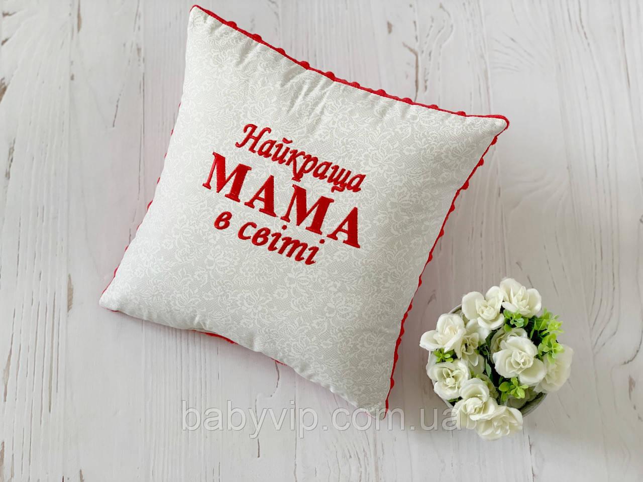Интерьерная (декоративная) подушка