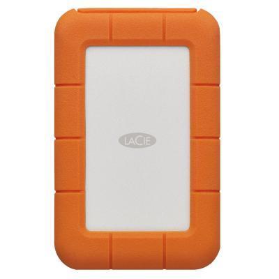 Внешний жесткий диск LACIE 4TB USB-C Thunderbolt Colour Orange STFS4000800