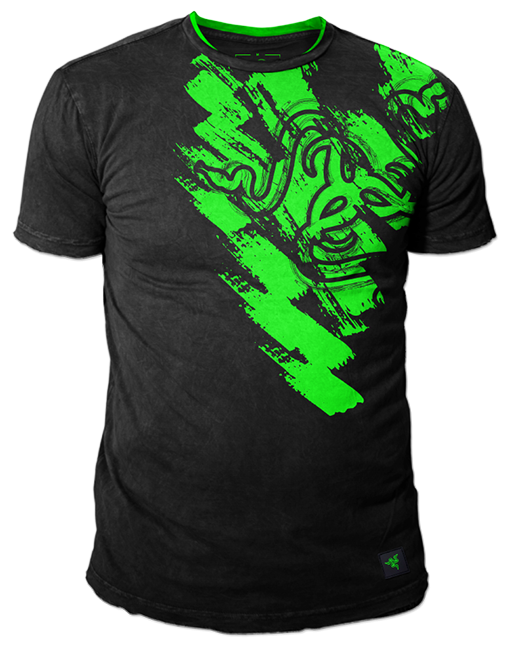 Футболка Razer Scratch, Men XXL (RGF5M01S2J-01-042L)