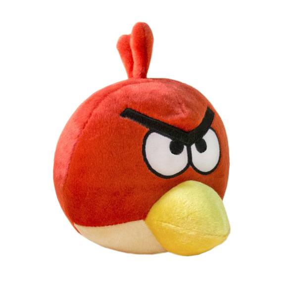 Мягкая игрушка ТМ Weber Toys Птица Ред средняя - (20см)