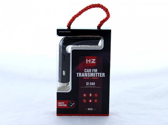 FM трансмітер MOD. H13, фото 2