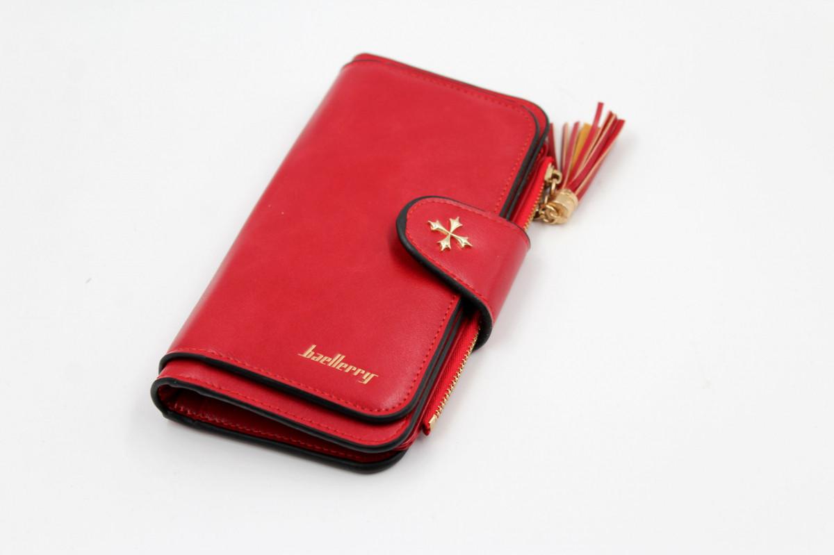 Гаманець, портмоне Baellerry N2341 (Червоний)