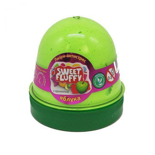 """Лизун-антистресс """"Sweet fluffy: Яблоко"""" 120 мл Окто 80073 ( TC133133)"""