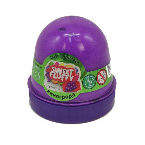 """Лизун-антистресс """"Sweet fluffy: Виноград"""" 120 мл Окто 80074 ( TC133134)"""