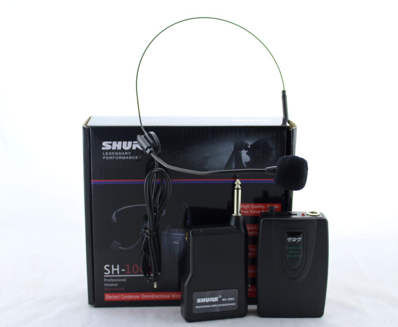 Мікрофон DM SH 100C безпровідна гарнітура