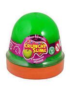 """Лизун-антистресс """"Crunchy Slime: Яблоко"""" 120 г Окто 80088 ( TC133144)"""