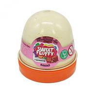 """Лизун-антистресс """"Sweet fluffy: Какао"""" 120 мл Окто 80108 ( TC133160)"""