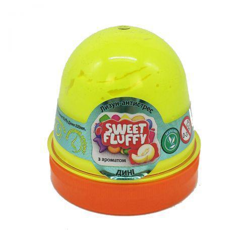 """Лизун-антистресс """"Sweet fluffy: Дыня"""" 120 мл Окто 80109 ( TC133161)"""