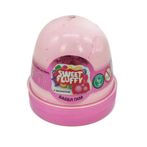 "Лизун-антистресс ""Sweet fluffy: Баббл гам"" 120 мл Окто 80114 ( TC133169)"