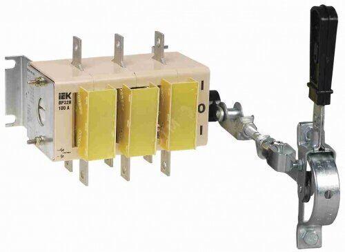 Выключатель-разъединитель ВР32И-37A71240 400А, иек [srk01-221-400]