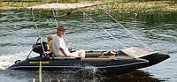 Лодка Катамаран Boathouse fisher-380