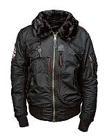 Куртка пилот Alpha Industries Injector MJI38016C1 (Black), фото 1