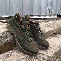 Тактичні кросівки Шершень олива розміри 35-46