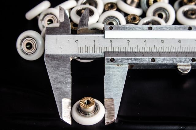 Колесо 18 мм диаметром