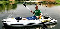 Лодка Катамаран Boathouse sport-380