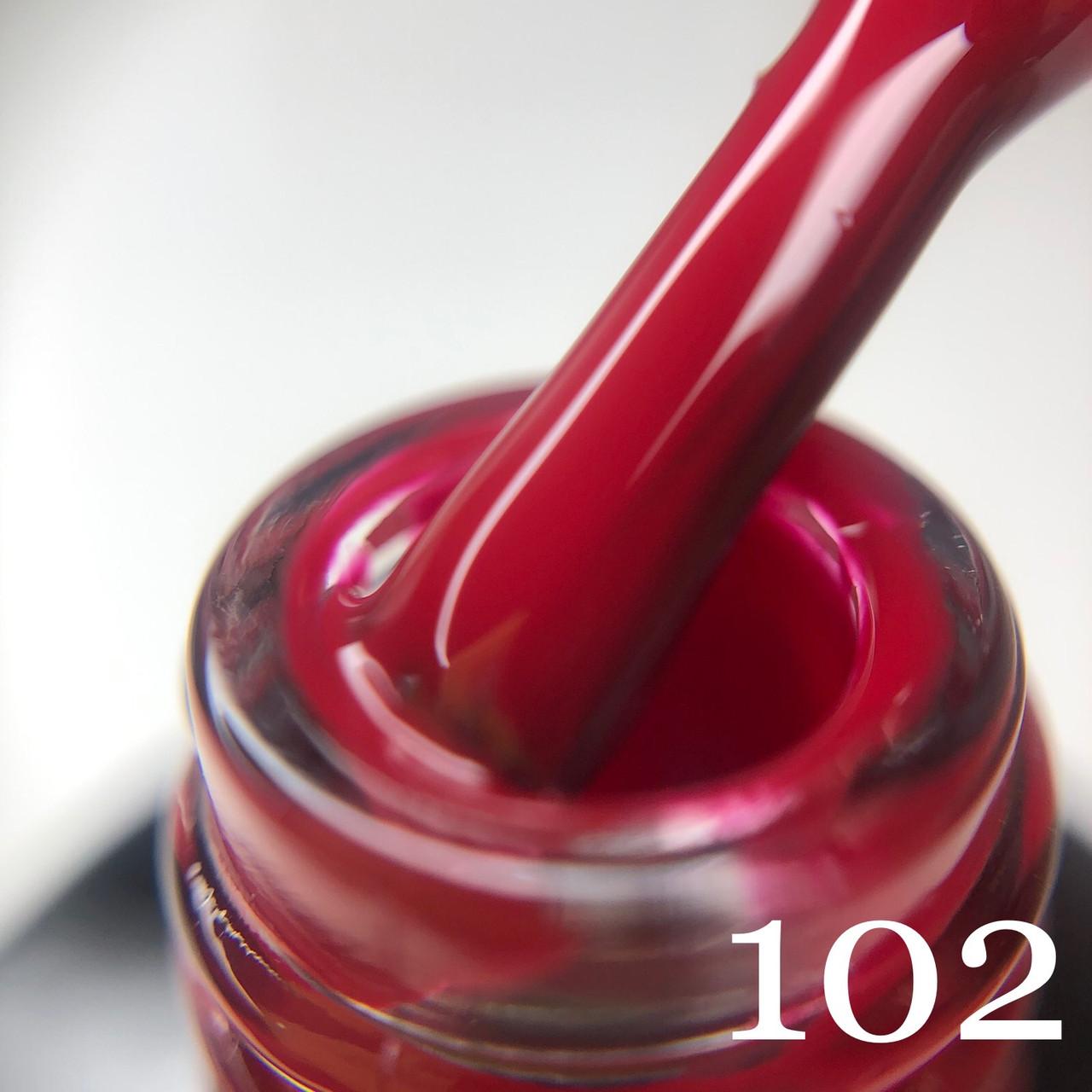 Гель лак Calipso №102