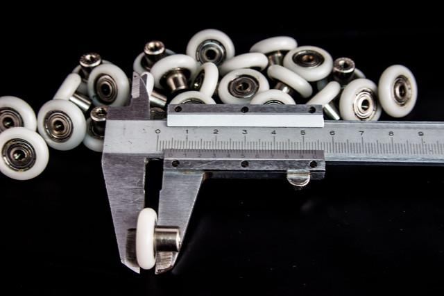 Колесико диаметром 19 мм