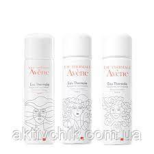 Набор Avene Eau Thermale Термальная вода  Авен  3 штуки по 50 мл