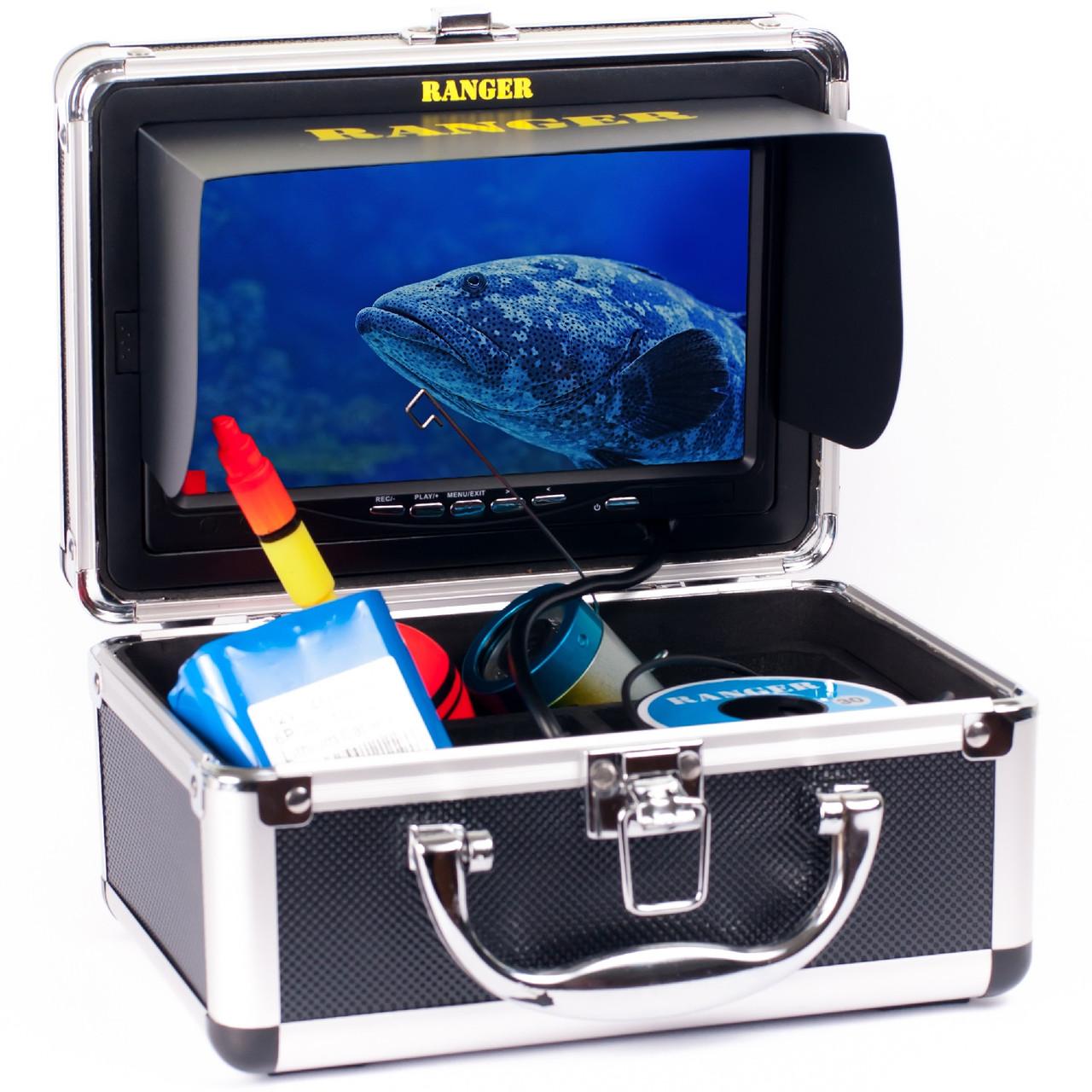Подводная видеокамера, видеоудочка Ranger Lux Case 30m (Арт. RA 8845)
