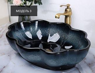 Накладная раковина для ванной Nordic Above Counter. Модель RD-447-1