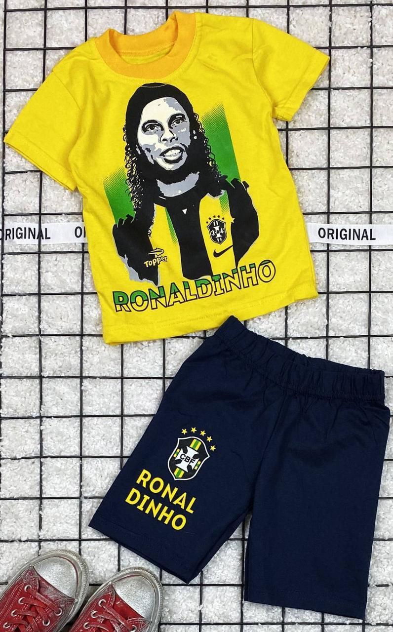 Модный детский спортивный костюм Fifa