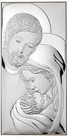 """Икона серебряная """"Святая Симья"""" (9х15см) 81320.3XL"""