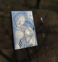 """Икона серебряная """"Святая Симья"""" (12х20см) 81320.4XL"""