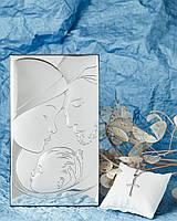 """Икона серебряная """"Святая Симья"""" (12х20см) 81255.4XL"""