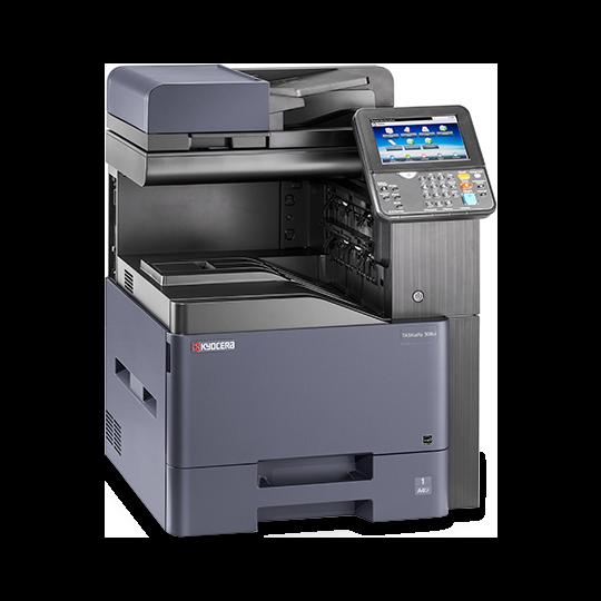 Kyocera TASKalfa 308ci (копир, принтер, сканер, опция - факс)