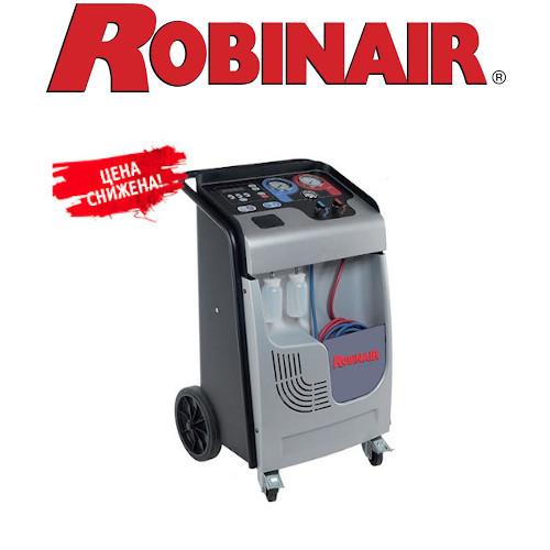 Установка для обслуговування кондиціонерів (автоматична) ROBINAIR ACM3000 SP01000023