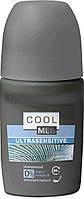 Cool men антиперспирант роликовый UltraSensitive 50 мл