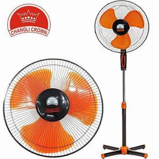Напольный вентилятор FS 1619 CHAHGLI CROWN 16 дюймов