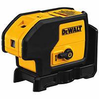 Лазерний рівень DeWALT DW083K