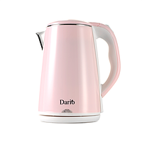 Чайник DARIO DR2301rose, фото 1