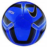 М'яч футбольний Nike Pitch Training SC3893-410 Size 5, фото 4