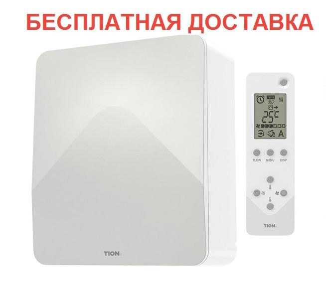 Приточная вентиляция с рециркуляцией - Бризер ТИОН 3S Special