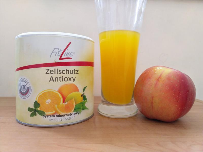 FitLine Zellschutz Фитлайн Цельшутс, комплекс антиоксидантов для иммунитета, вкус апельсина,Германия 450гр