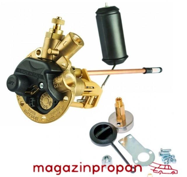 Мультиклапан Tomasetto для наружного тор баллона 180/200/220/240/270/0 с ВЗУ