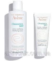 Набор Avene Cleanance Mat уход за жирной кожей