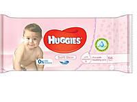 Салфетки влажные «Huggies Pure» 56 шт.