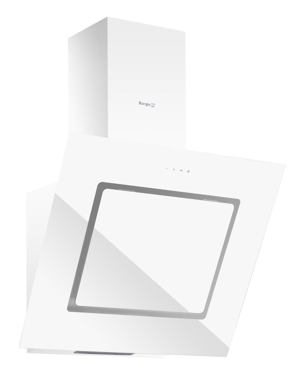 Кухонна витяжка BORGIO RNT-F 60white MU (850 м/куб)