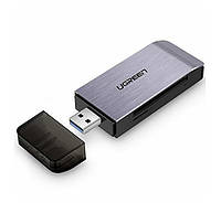 Кардридер Ugreen USB 3.0 - 4in1 Micro SD, TF, CF, MS