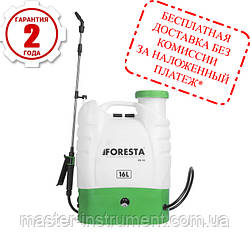 Акумуляторний обприскувач Foresta BS-16