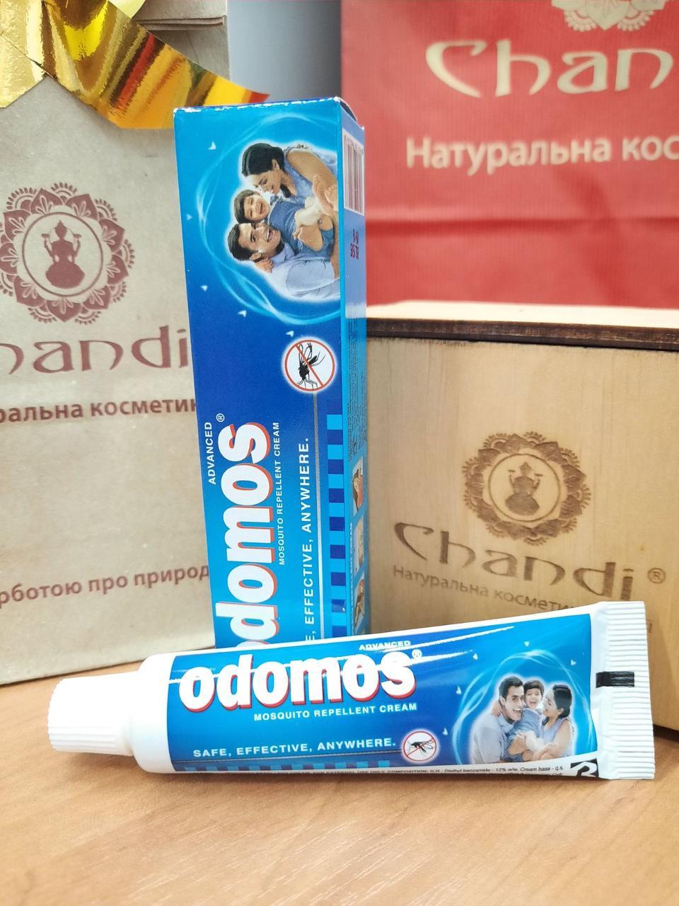 Антимоскитный крем Одомос 25 г