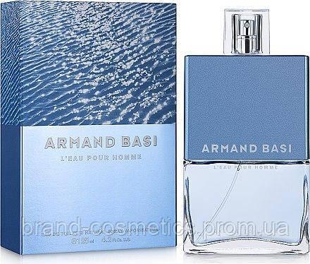 Мужская туалетная вода  Armand Basi L'Eau Pour Homme 75 мл