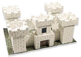 Керамічний конструктор Країна Мяв Фортеця 250х190х120 мм білий (kk0004)