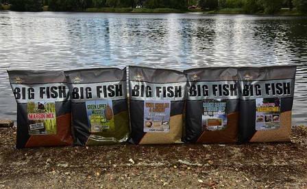 Прикормка Dynamite Baits Big Fish Groundbait WHITE CHOCOLATE & COCONUT 1.8 кг, фото 2