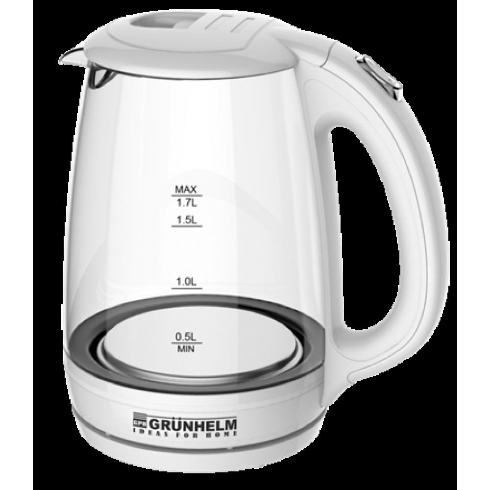 Чайник GRUNHELM EKP1703GW