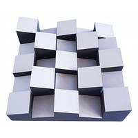 Акустичний дифузор-розсіювач Ecosound Ecodiff Foam White 500х500х150мм, колір білий