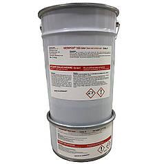 Епоксидна 2-компонентна прозора смола для меблів Weripox® 163 New, пак. 10 кг / Слеби, столи, фасади